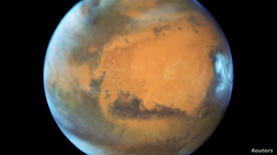 تعد مهمة المريخ من المشاريع الفضائية الجديدة التي تسعى الصين إلى تحقيقها