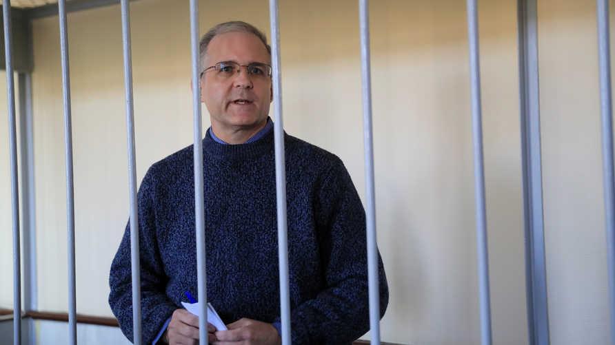 عنصر البحرية الأميركية السابق بول ويلان يحاكم في موسكو بتهمة التجسس