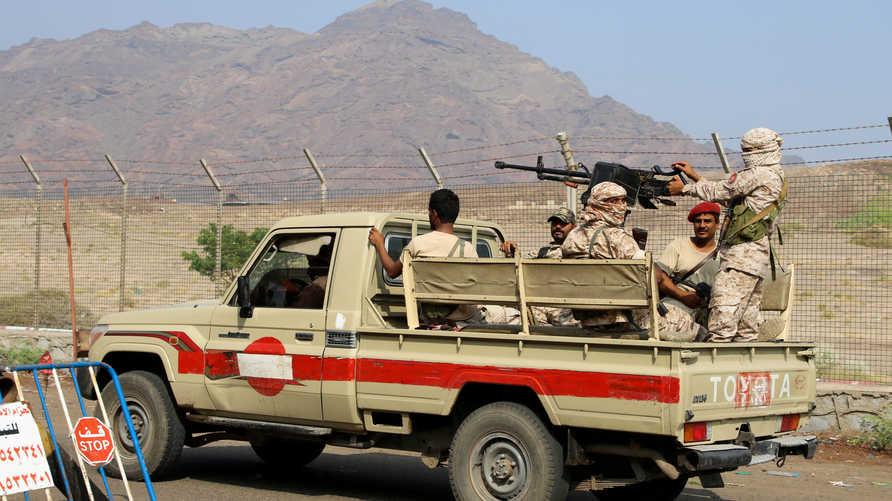 مقتل 8 جنود يمنيين في هجوم نسب إلى الحوثيين
