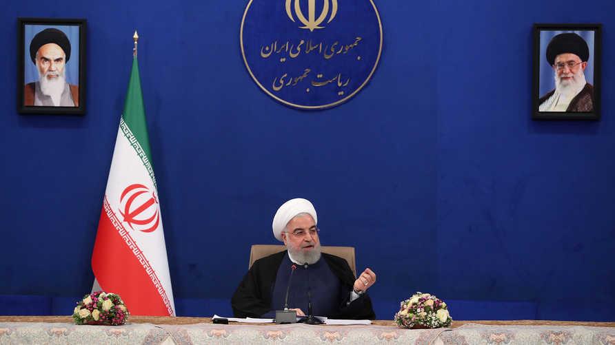 النظام في طهران ضعيف وقابل للإهتزاز وينبغي استهدافه