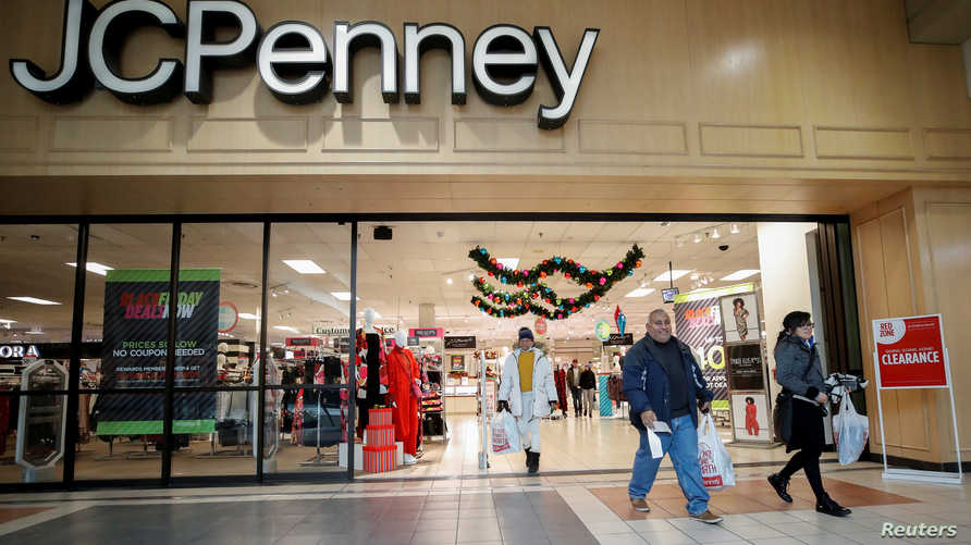 An American company on the verge of bankruptcy awards millions of dollars to its top employees 2020-05-08T000000Z_567899937_RC2EKG92RBRD_RTRMADP_3_JC-PENNEY-BANKRUPTCY