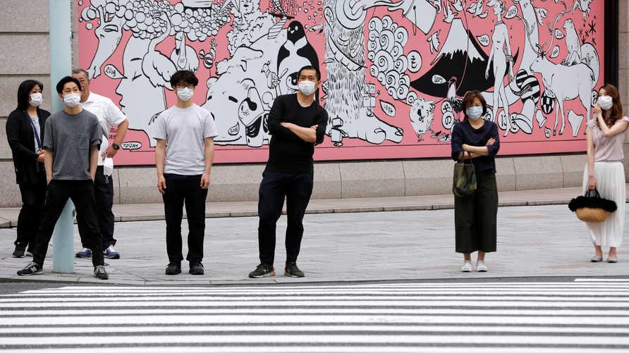 اليابان تعلن انتهاء حالة الطوارىء المفروضة بسبب كورونا