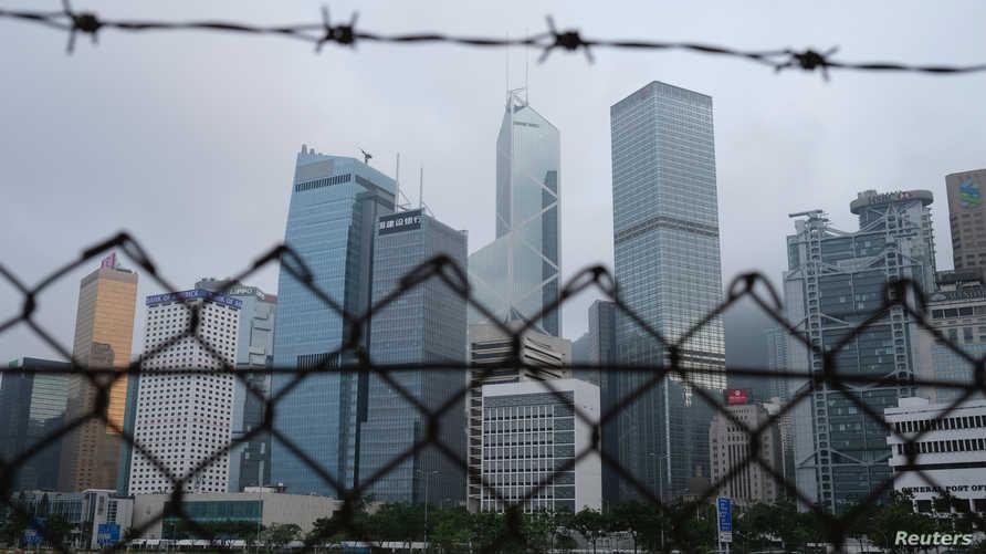 ترامب يوجه اتهامات للصين بشأن هونغ كونغ