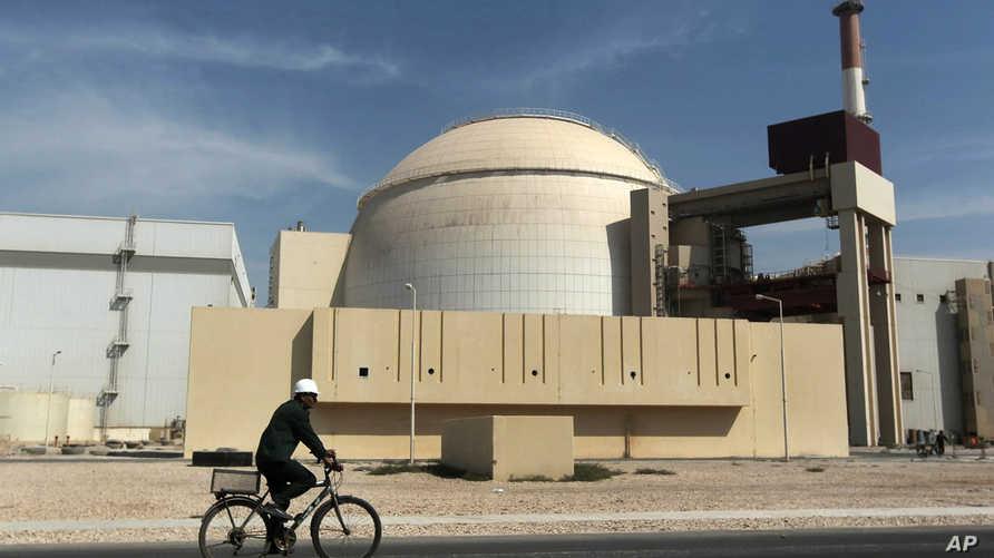 مفاعل بوشهر النووي في إيران..واشنطن تضيف عالمين إيرانيين لقائمة العقوبات