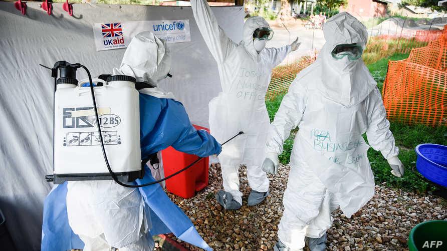 جمهورية الكونغو الديمقراطية تشهد تفشيا فيروسيا جديدا بمرض إيبولا