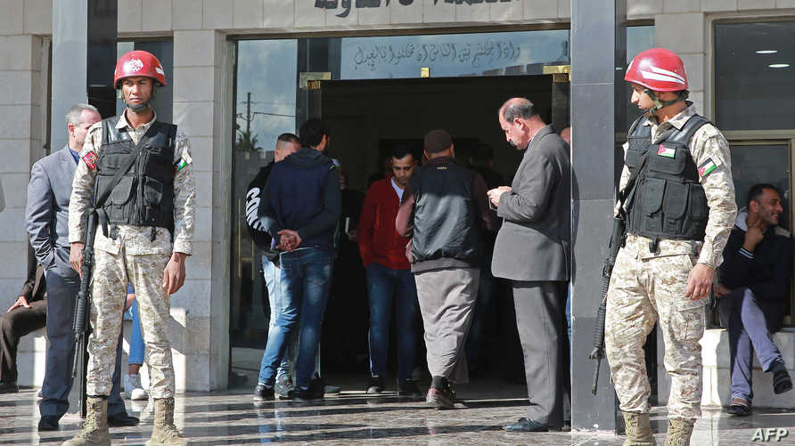 المخابرات الأردنية تحبط مخطط إرهابي في فبراير الماضي