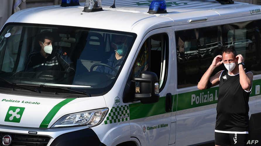 في السنوات الخمس الماضية طردت إيطاليا 482 أجنبيا لأسباب أمنية منهم 21 شخصا في 2020