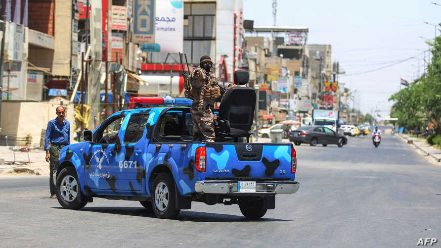 أعلن العراق فرض حظر تجول شامل في جميع مناطق البلاد لمدة أسبوع، في ظل محاولاته الرامية للسيطرة على تفشي وباء كورونا
