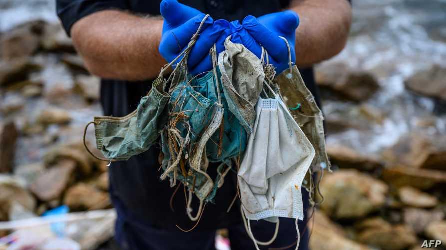 ينتج سكان هونغ كونغ البالغ عددهم 7.5 ملايين نسمة ستة ملايين طن من النفايات كل عام