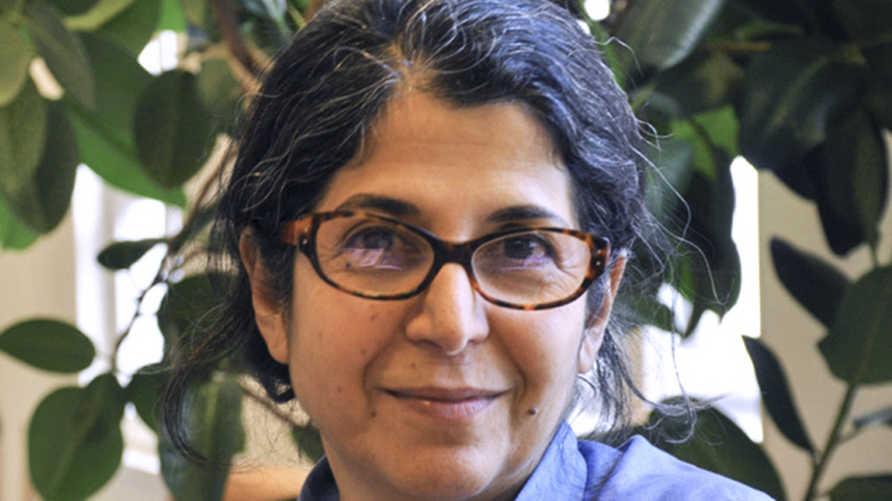 فاريبا عادلخاه محتجزة في إيران منذ يونيو 2019