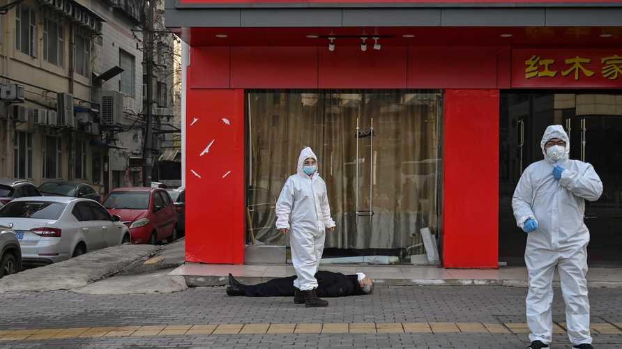تأخرت الصين في الإعلان عن انتشار الفيروس في ووهان
