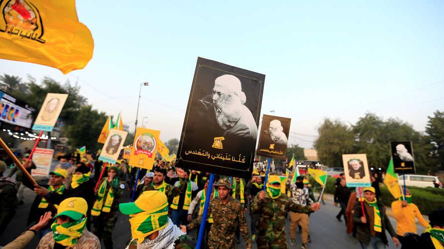 كشف تقرير لصحيفة تليغراف أن طهران بدأت تفقد نفوذها تدريجيا في العراق