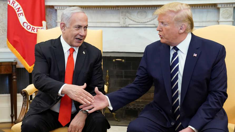 يتزايد الخلاف بين واشنطن وتل أبيب بسبب العلاقات الإسرائيلية مع الصين