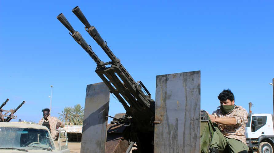 قدر المرصد أن الأعداد الحالية للمرتزقة في ليبيا بنحو 11,200 عنصرا