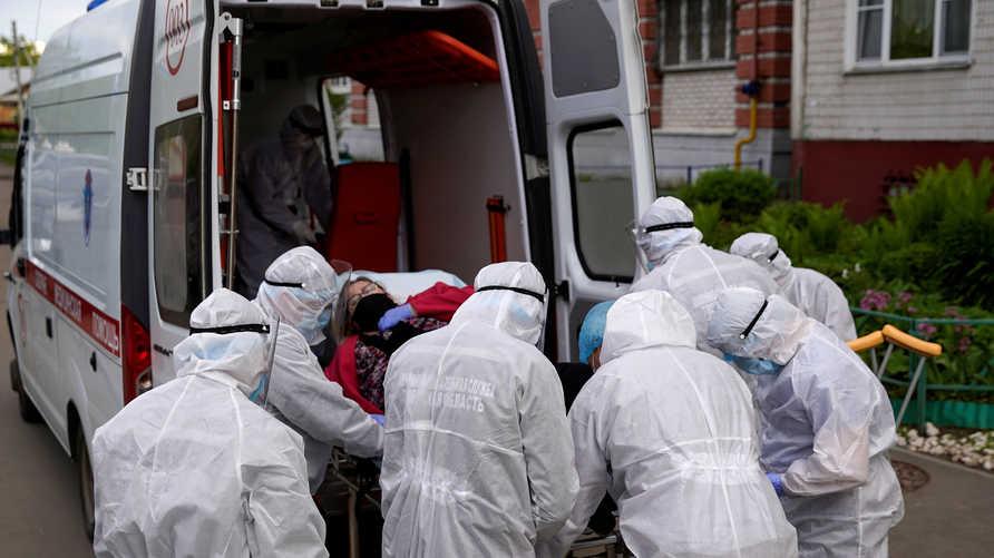أظهر إحصاء لرويترز ارتفاع عدد المصابين بفيروس كورونا إلى 7 مليون شخصا