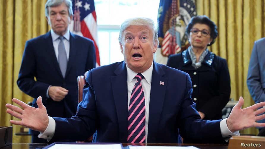 """يقول طبيب البيت الأبيض إن """"البيانات تشير إلى أن الرئيس لا يزال في صحة جيدة""""."""