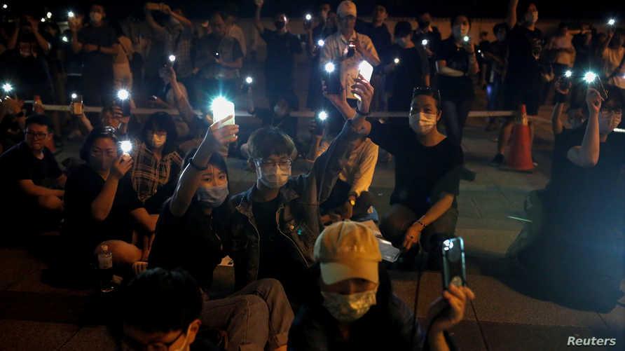 حث البيت الأبيض بكين على احترام حقوق الإنسان والوفاء بالتزاماتها في هونغ كونغ.