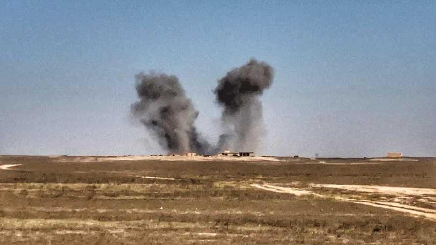شهدت المنطقة مؤخرا تحركات مكثفة لعناصر تنظيم داعش مستغلين الطبيعة الوعرة، التي يصعب على القوات العراقية تأمينها بشكل كامل