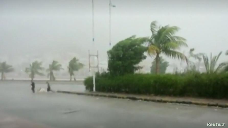 إعصار سابق في اليمن