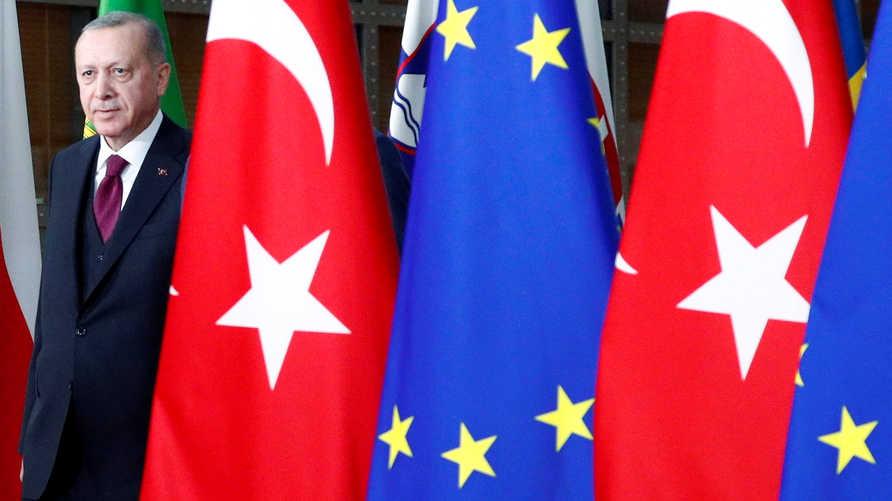 شهجت العلاقات التركية  مع الغرب حالة من التوتر في السنوات الماضية بسبب عدة ملفات خلافية