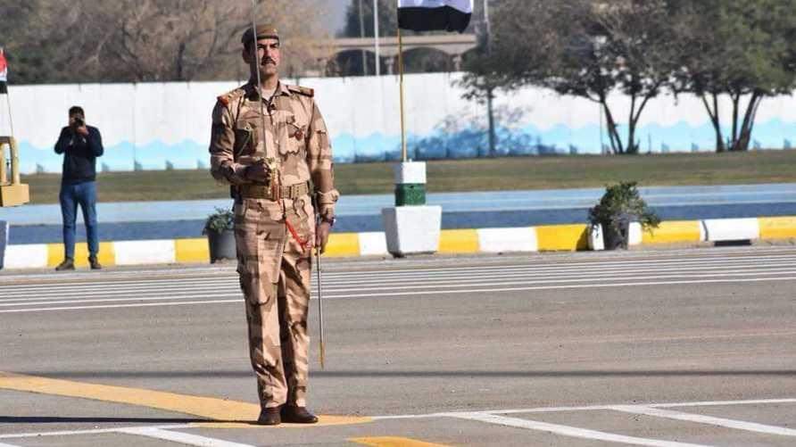 """الزهيري يعتبر """"نموذجا"""" للضبط العسكري في الجيش العراقي"""