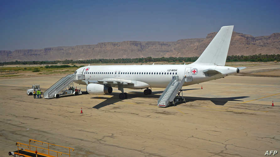 عملية التبادل تشمل 1081 أسيرا من بينهم سعوديون وسودانيون كانوا محتجزين لدى المتمردين الحوثيين