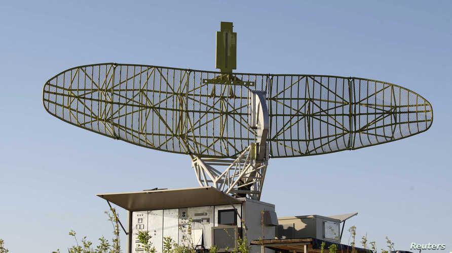 إيران تقول إنها تمتلك رادارات تستطيع كشف الأجسام الطائرة على مدى 350 مترا. أرشيفية