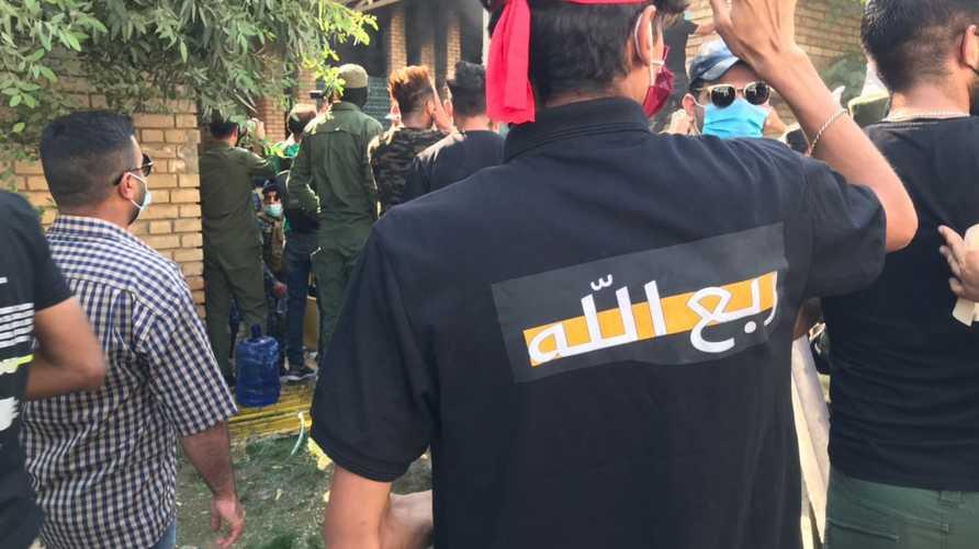 "Gagging and prosecution of journalists in Iraq ... Militias ""destroy freedom of opinion"" EkhbdAgWAAAzfuH"