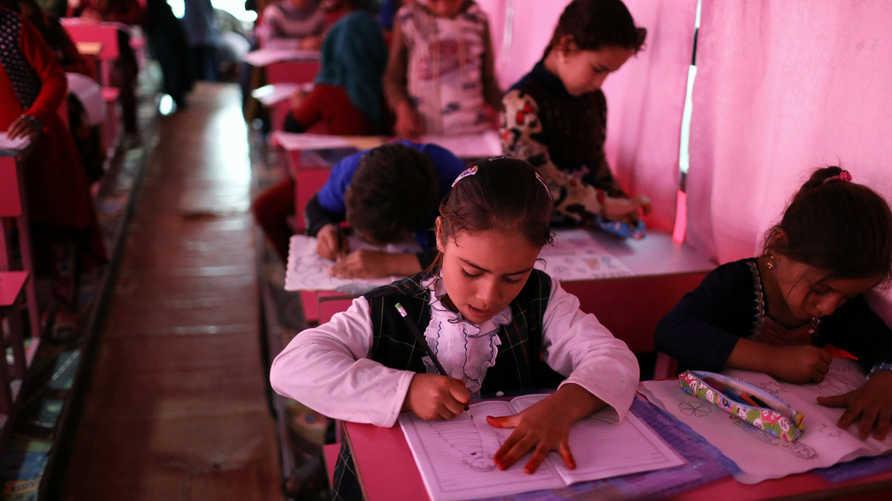 أزمة كورونا زادت من معاناة قطاع التعليم في العراق