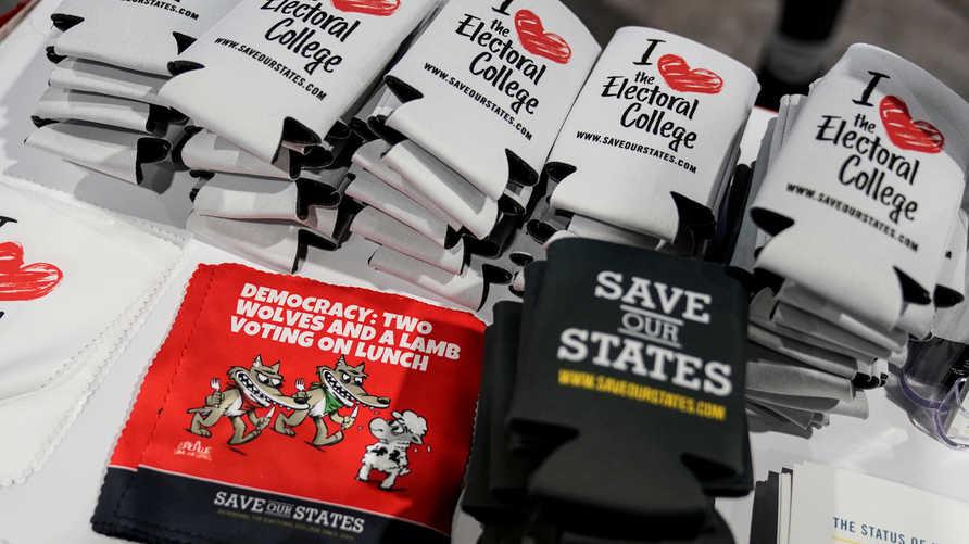 نظام المجمع الانتخابي الأميركي هو فريد من نوعه على مستوى العالم