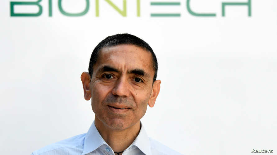 أوغور شاهين، الشريك المؤسس لشركة BioNTech، وأحد العلماء الذين طوروا لقاح فايزر ضد كورونا