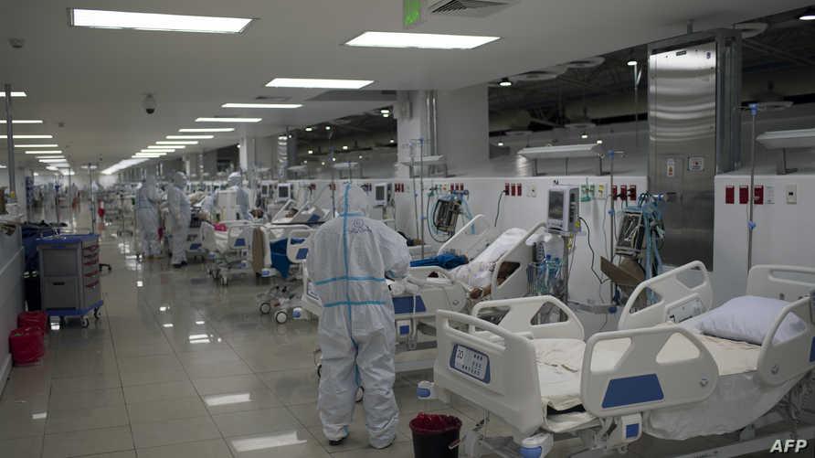 قلق في القطاع الطبي من الزيادة الحادة في عدوى كورونا بأميركا