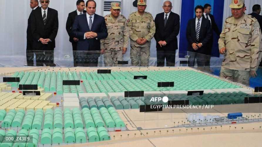 برز الجيش المصري منذ ثمانينيات القرن الماضي كجهة اقتصادية فاعلة