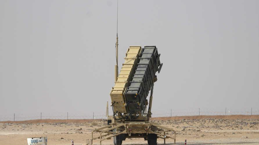"""القوات السعودية أعلنت تدمير """"هدف جوي معاد"""" فوق الرياض السبت"""