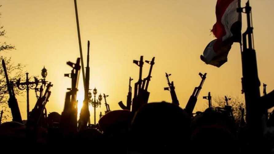 السلاح المنفلت أحد مشاكل العراق
