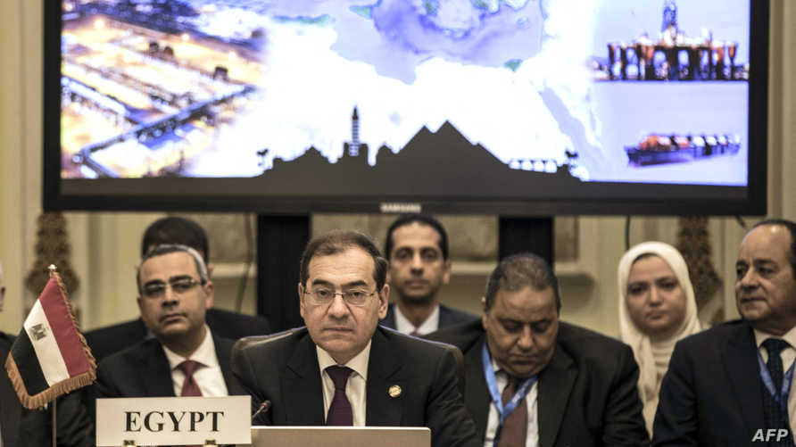 تسعى مصر للتحول إلى مركز إقليمي للطاقة في المنطقة عبر المنتدى