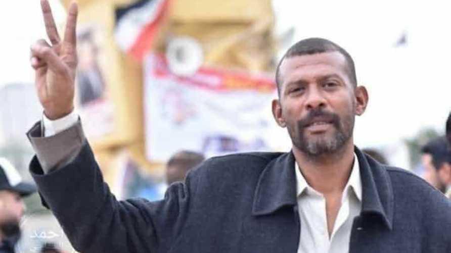 """الدعمي شدد على أنه """"لا يمكن إسكات ثوار تشرين مهما فعلوا بنا"""""""