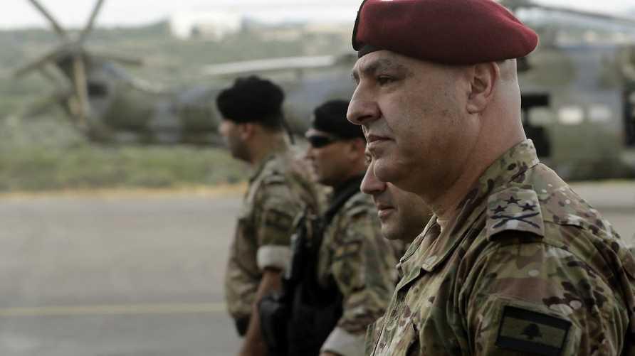 ג'וזף עאון הזהיר מפני הטמעת צבא לבנון במשבר הנוכחי