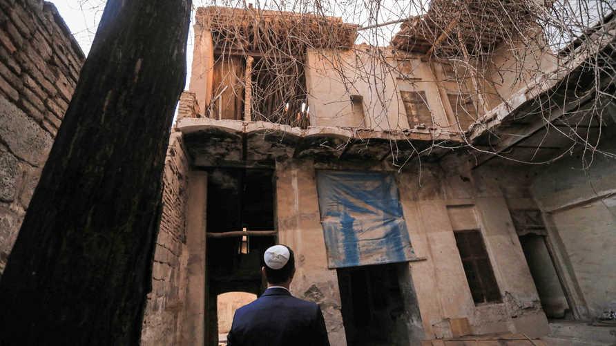 عدد اليهود في العراق لم يعد يتجاوز أصابع اليد الواحدة