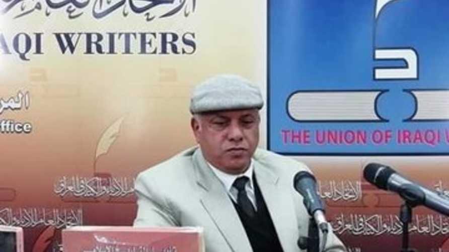 الكاتب والروائي العراقي الراحل علاء مشذوب