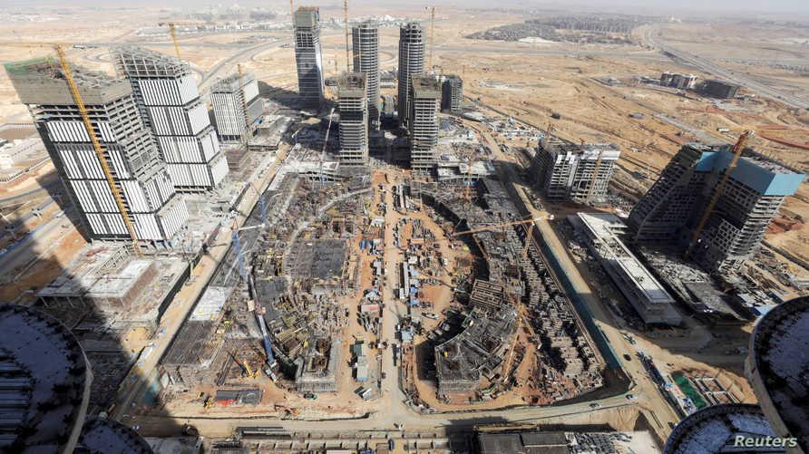 الصين تستثمر بكثافة في أكثر من مشروع حيوي بالعاصمة الإدارية الجديدة في مصر
