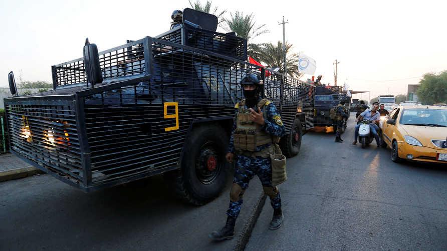 اغتيال الناشط العراقي البارز إيهاب الوزني في كربلاء