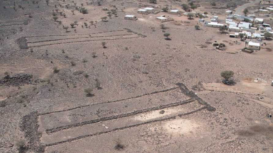 מלבני האבן הם בני 7,000 שנה, מה שהופך אותם לזקנים יותר מהפירמידות המצריות של גיזה