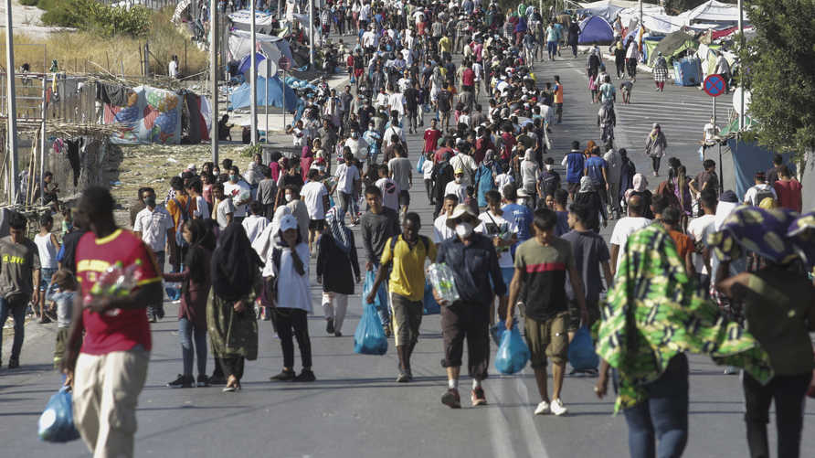 الدول الأوروبية تستخدم طرق غير إنسانية لوقف الهجرة إلى اوروبا