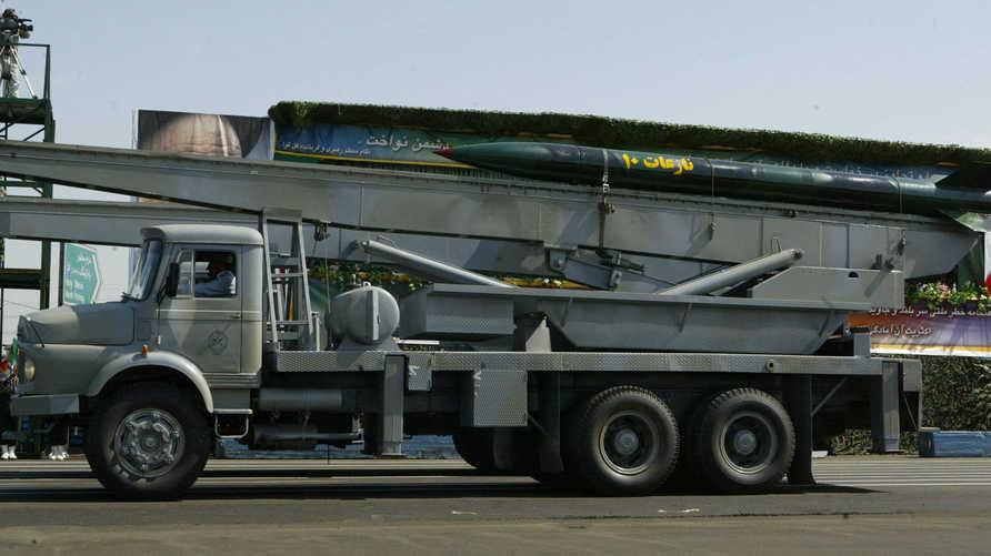 המצפה אמר כי הטילים הניתנים לטווח הבינוני הם טילים קרקעיים