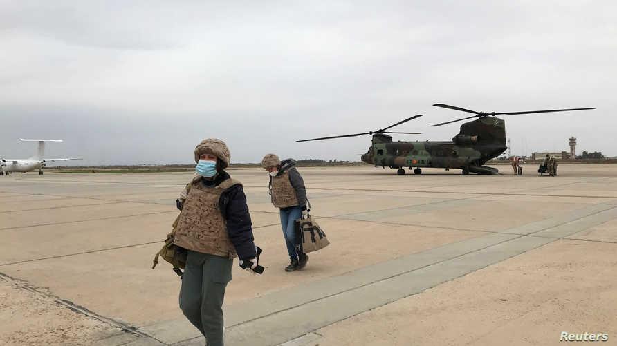 الطائرات المسيرة أصبحت وسلة لاستهداف القواعد التي تحوي قوات أميركية في العراق