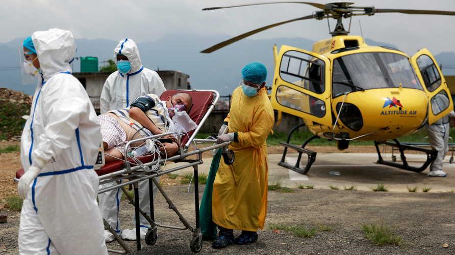 """الصحة العالمية تقول إن سلالة دلتا """"مثيرة للقلق"""""""