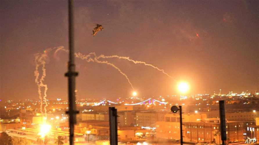 منذ مطلع العام، استهدف نحو خمسين هجوما مصالح أميركية في العراق