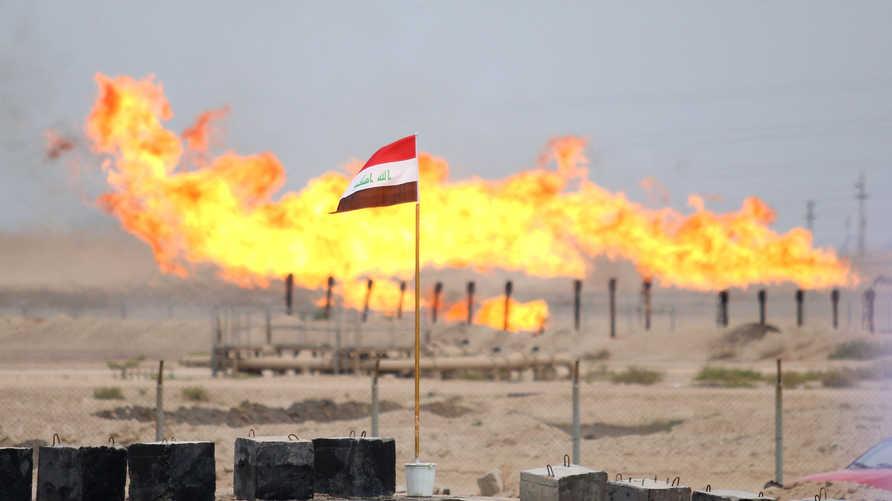 العراق يعتبر من أكثر الدول إحراقا للغاز المصاحب لاستخراج النفط