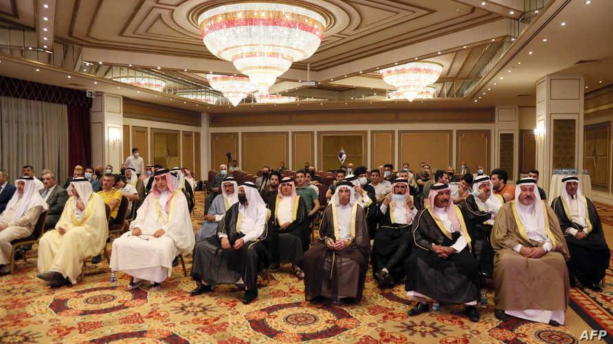 القضاء العراقي يصدر أوامر بالقبض على عدد من المشاركين في مؤتمر السلام والاسترداد